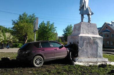 Сегодня в Коркино на одну «достопримечательность» стало больше
