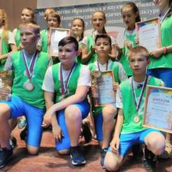 Школьники Коркино поедут на финал Президентских соревнований