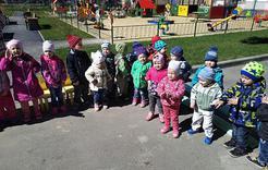 Коркинские детсадовцы лето открыли праздником