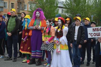В Коркинском районе стартовала трудовая четверть