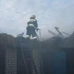 В воскресенье в Коркино произошло два пожара