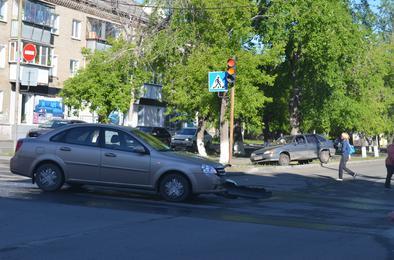 В Коркино в результате ДТП водитель попал в больницу