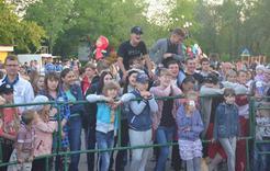 В Коркино отметили День молодёжи