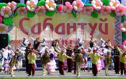 На Южном Урале началась подготовка к Сабантую