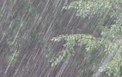 На Южный Урал идут грозы и сильные дожди с градом