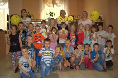 Коркинских детей посвятили в отдыхающие
