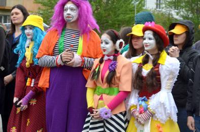 В Коркино открыта «Планета клоунов»