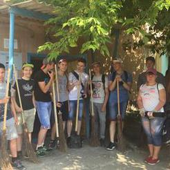 Сегодня в Коркино приступили к работе трудовые отряды второй смены