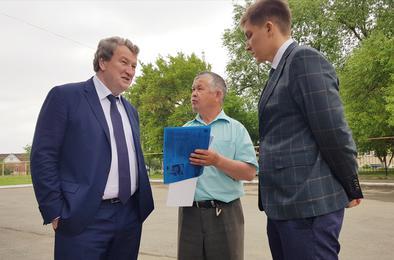 Анатолий Литовченко: «Местная власть должна выглядеть достойно»