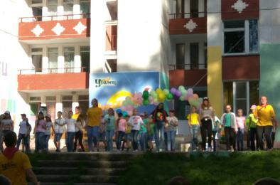 Коркинские дети отлично отдохнули в «Уральце»