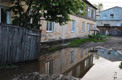 В ряде районов Челябинской области возможно подтопление
