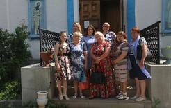 Розинцы побывали в храме села Селезян