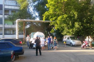 В Коркино разбирались с ситуацией по ликвидации аварии на сетях водоснабжения
