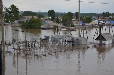 Коркинцев призывают помочь забайкальцам, пострадавшим от наводнения