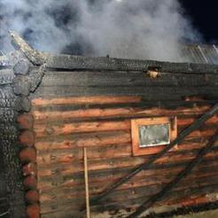 В Коркино за сутки два пожара и попытка суицида