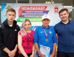 Коркинец занял призовое место на соревнованиях полицейских