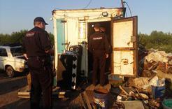 Полиция Коркино провела операцию «Район»