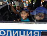 В гостях у коркинских детсадовцев побывали полицейские