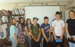 Коркинские подростки совершили виртуальное путешествие