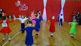 Клуб спортивных танцев открывает новый сезон!