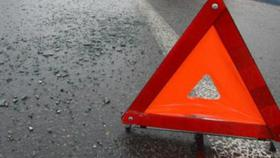 В Коркино при столкновении двух автомобилей  пострадал водитель