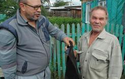 Розинских ветеранов-угольщиков поздравили с праздником депутаты