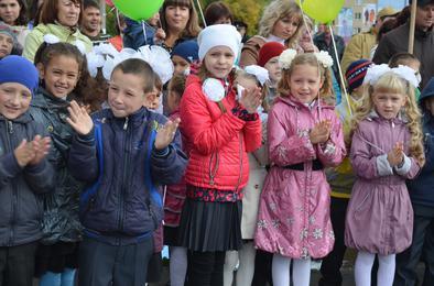 Для школьников Коркинского района подготовили праздничную программу
