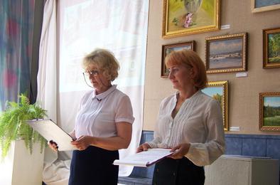 В выставочном зале Коркино открылась масштабная выставка
