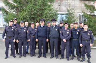 Патрульно-постовая служба: 95 лет на страже порядка