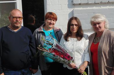 Розинского депутата поблагодарили за помощь
