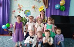 Дошкольники Коркино отметили День знаний