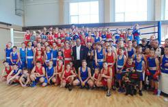 В Коркино открыли новый физкультурно-оздоровительный комплекс