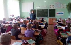 Коркинские школьники изучили правила безопасности