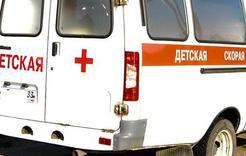 В Коркинском районе девочка получила травмы на детской площадке