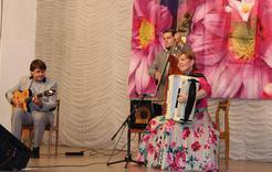 В Коркино состоялся концерт в рамках проекта «Ветеранские встречи»
