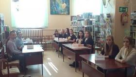 В Коркинском районе открылся литературный клуб