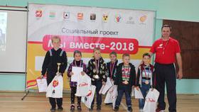 Футбол с колокольчиком: в Коркино презентовали паралимпийский вид спорта