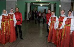 В Коркинском районе ветеранов поздравят «Бажовские самоцветы»