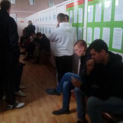 В Коркинском районе начала работу призывная комиссия