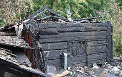 За одну неделю в Коркино произошло четыре пожара