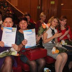 Учителя Коркинского района принимали поздравления