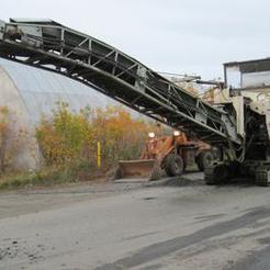 На Розе капитально отремонтируют ещё один участок дороги