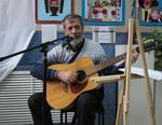 Коркинцы услышали бардовские песни и «фунтики»