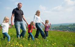 Многодетные родители выбирают даты отпуска сами