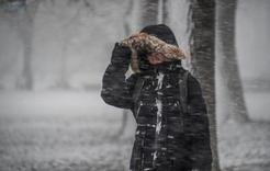 На Южный Урал обрушится циклон с сильным ветром и мокрым снегом