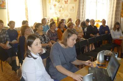 В Коркинском районе состоялась профессиональная встреча библиотекарей