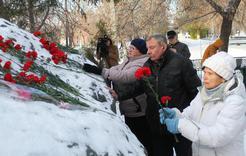 В Коркинском районе прошла акция «Колокол памяти»