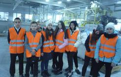Школьники Коркинского района выбирают будущие профессии