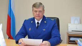 Прокурор города примет жителей Первомайского