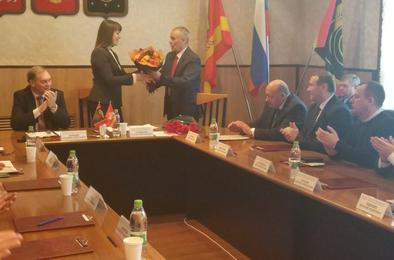 В Коркинском районе избран новый глава